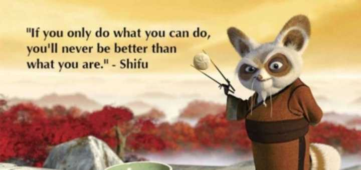 10 Life Lessons That We Can Learn From Kung Fu Panda #