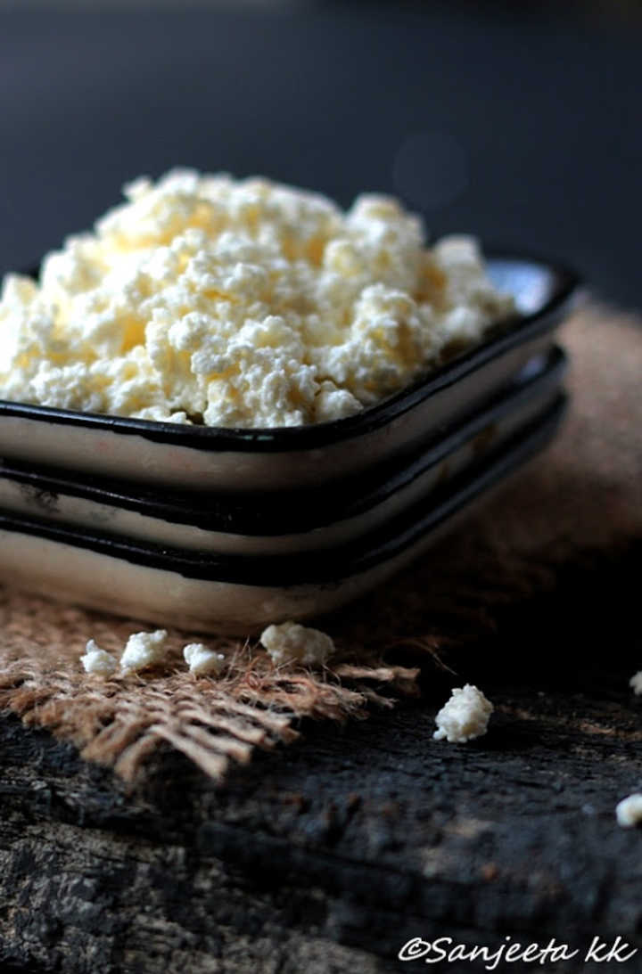 Recipe | How to Make Cottage Cheese and a Quick Dessert