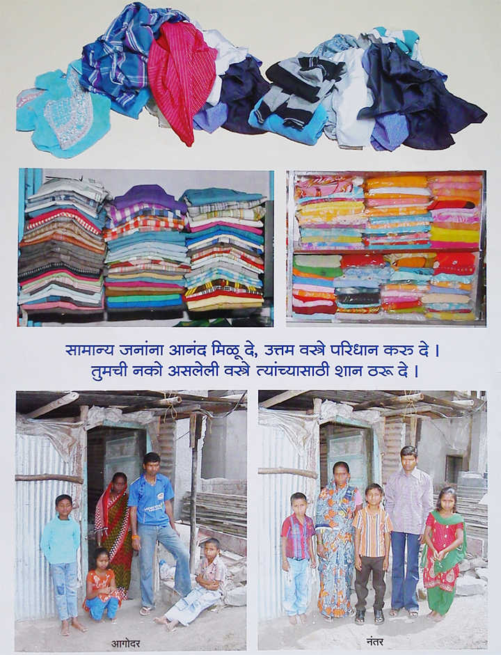 Best Places to Places Donate Your Kids Old Clothes In Pune  mycity4kids