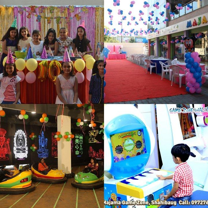 Surprise! Best Indoor Birthday Party Venues In Ahmedabad