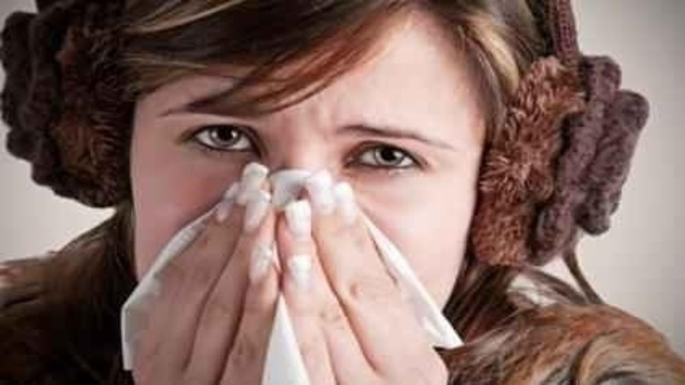 How to keep colds from spreading in the family - Part III