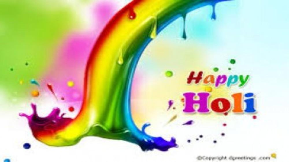 Holi In The Land Of COLORS