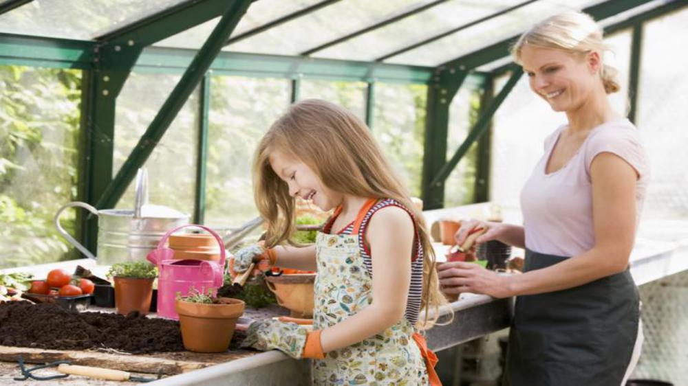 How to Accustom Your Kids to Gardening