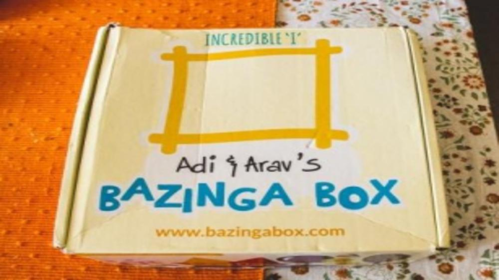 Bazinga Box – Entertainment And Education At Your Doorstep Every Month