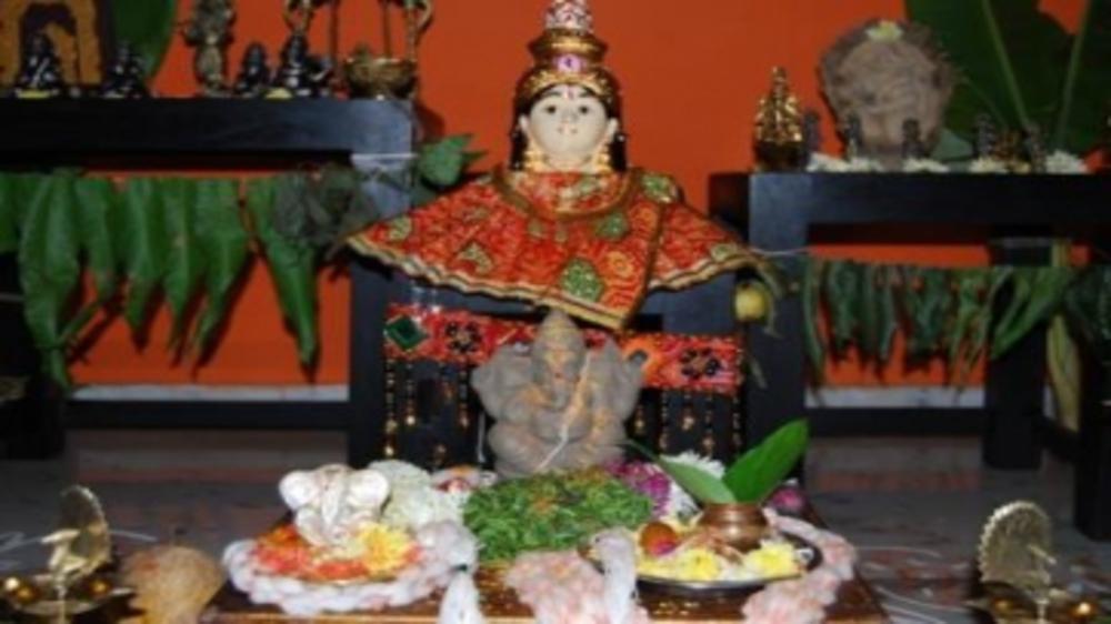 Gauri Puja The u0027Girlyu0027 Celebrations During Ganesh