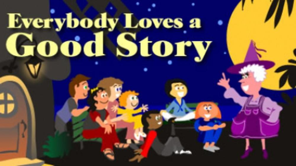 This Weekend – Revive The Art Of Storytelling With Your Kids
