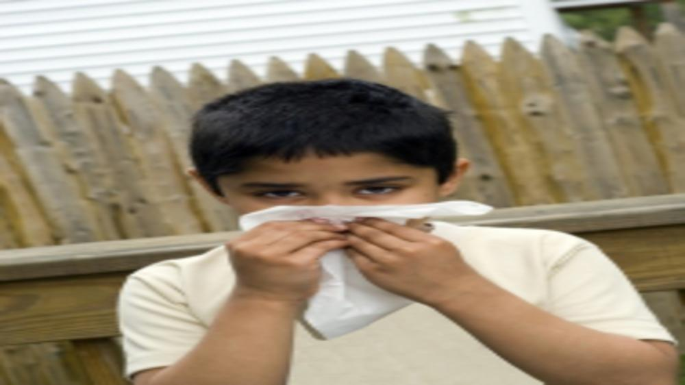 Keep your child safe from allergies