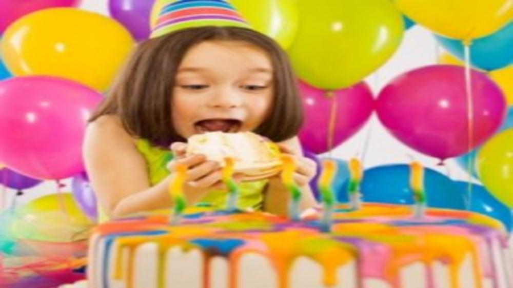 Celebrating birthdays of young one's no longer the same