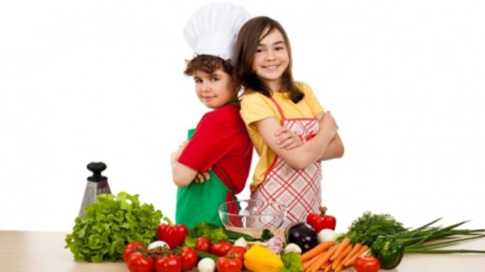 Children - The future safekeepers of food...