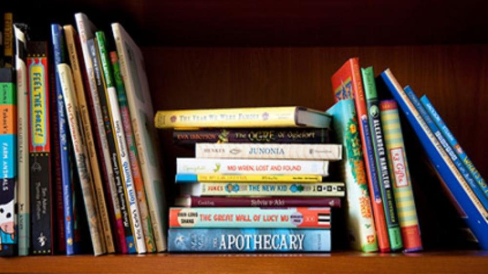 Building a Library - Book by Book