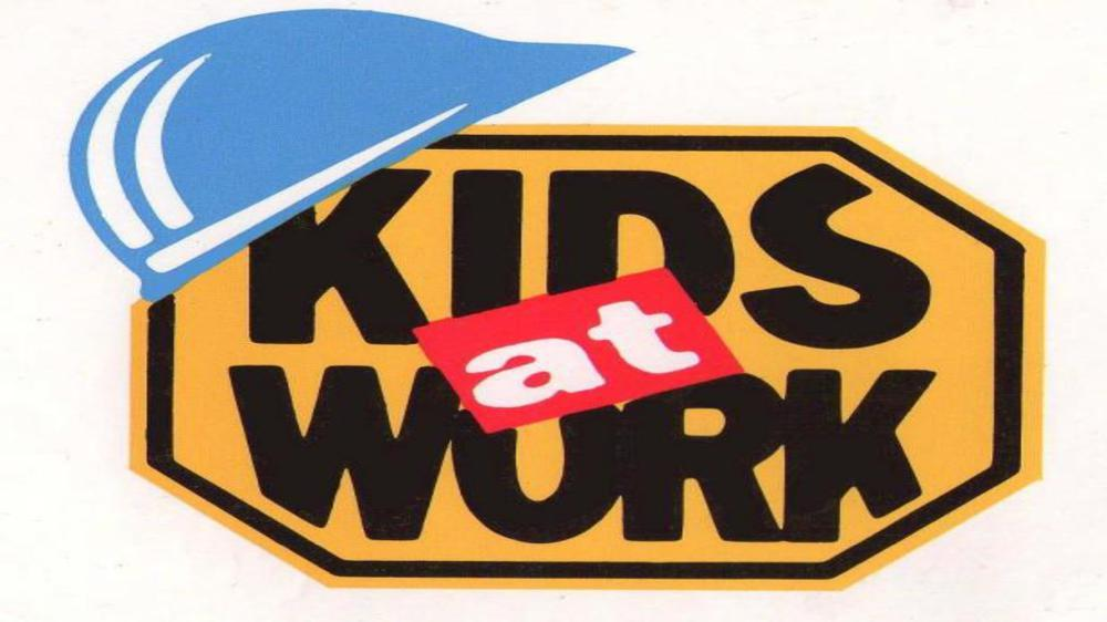 Shhhh - Kids at Work !!