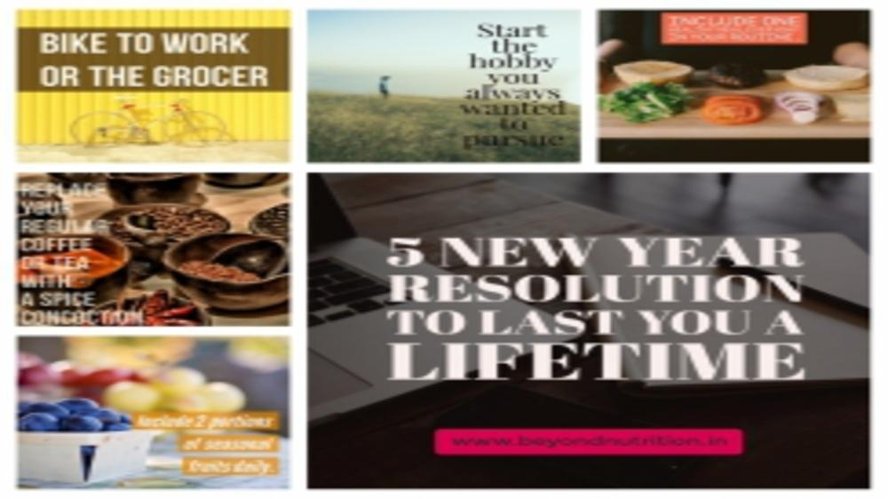 NEW YEAR RESOLUTIONS| TO LAST BEYOND THE HANGOVER