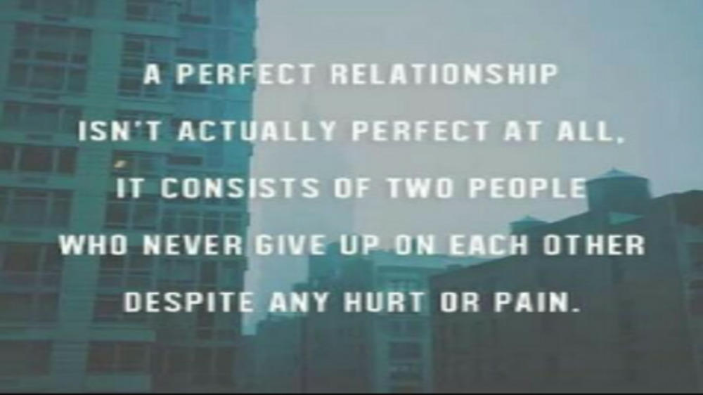 Perfect relationship : you have the power to make it happen