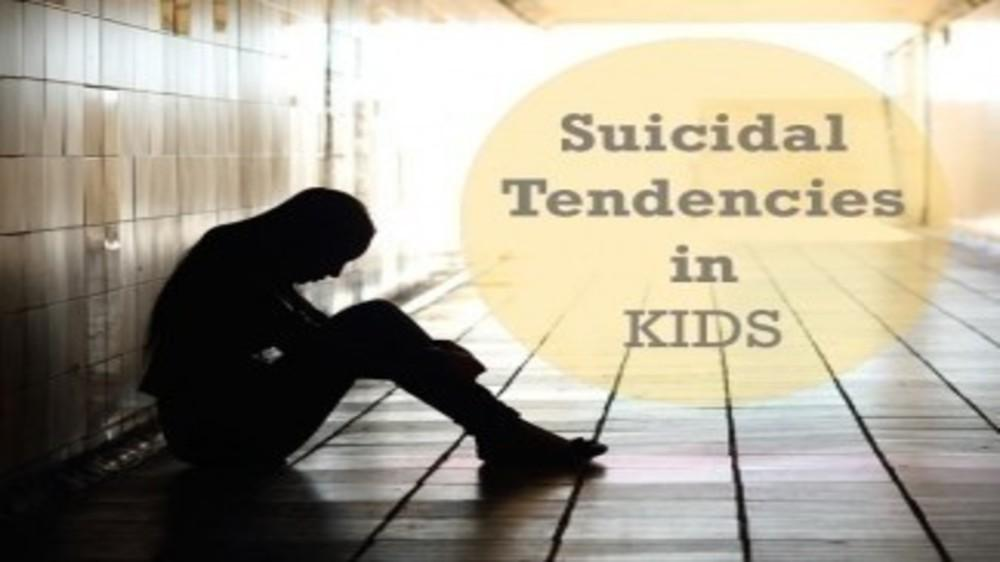 Addressing Suicidal Tendencies in kids