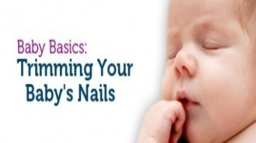 Five Easy Steps to Trim Your Baby's Nails