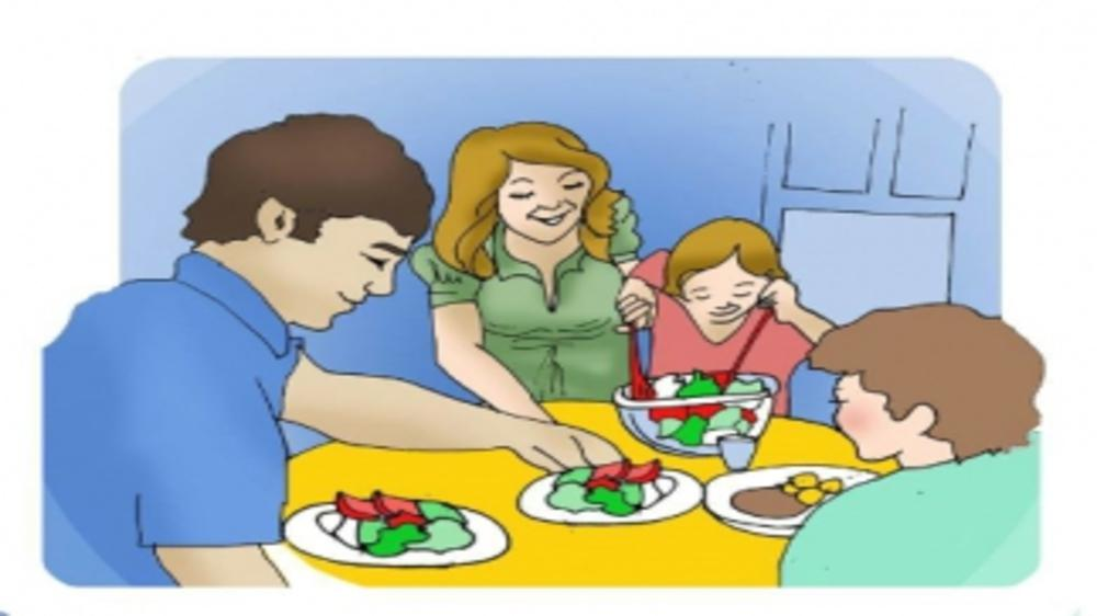 Raising not so fussy food eater