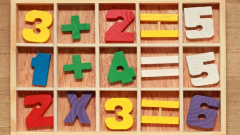 6 Ways to help Young Children Learn Math at Home