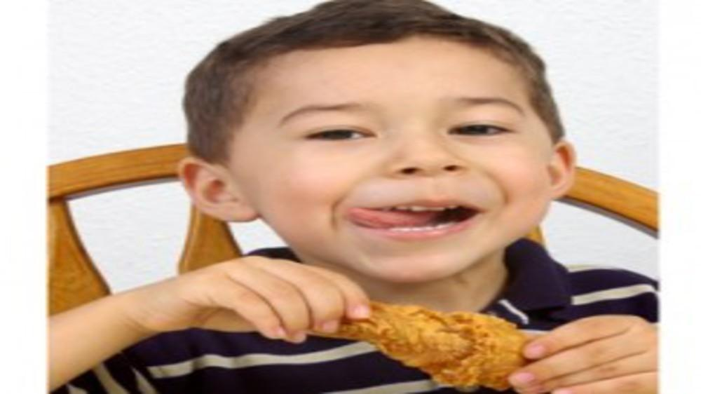 Does your child know what is Chicken tikka and lollypops made of?