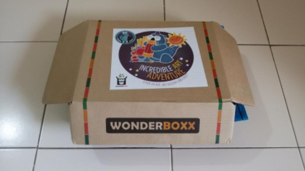WonderBoxx Comes Home
