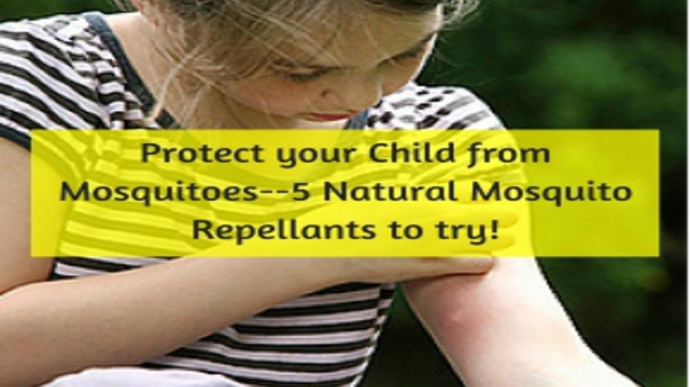 5 natural and safe ways to protect your babies from mosquito bites
