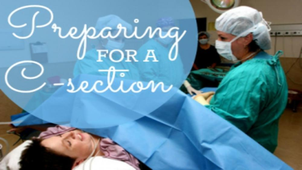 Five Things You MUST Do Before a Planned C-Section