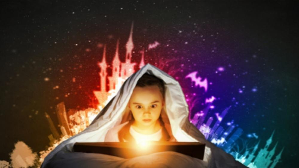 The importance of reading - the magic, the adventure , the escape and the entertainment!