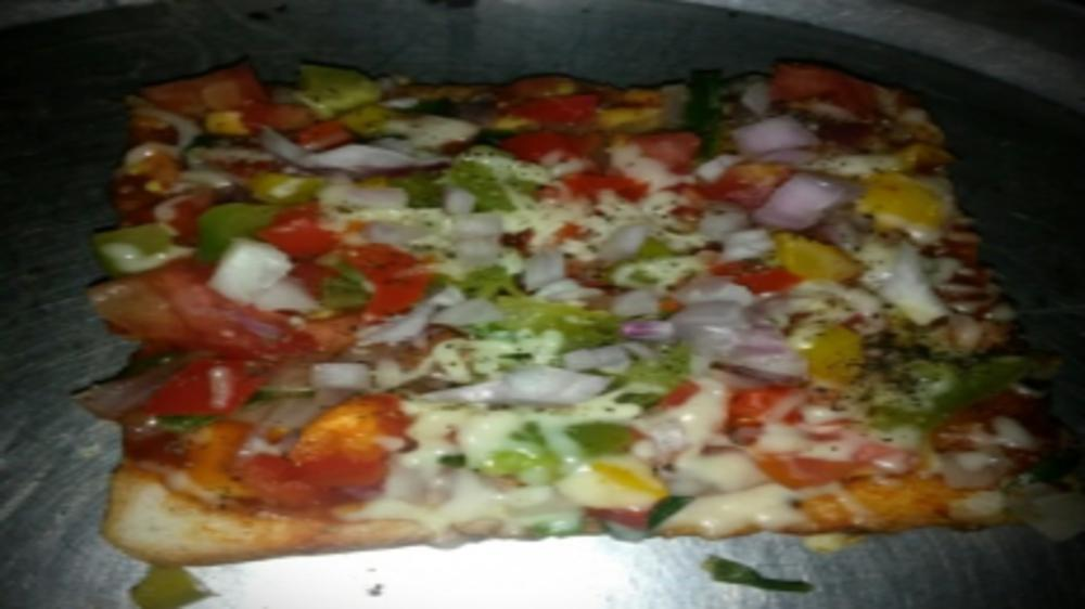 The Oxymoronic healthy Pizza – A must try for all !