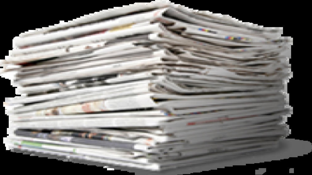 Why I don't want my daughter to read the newspapers