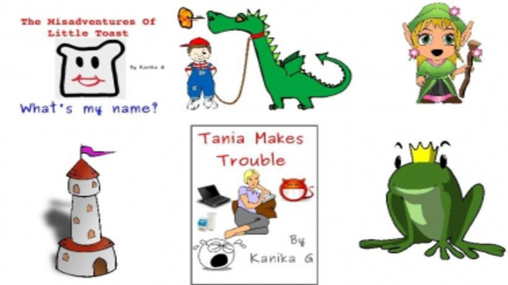 Tiny Tots And Their Tall Tales