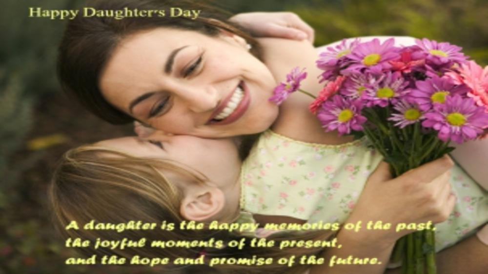 Darling daughters!