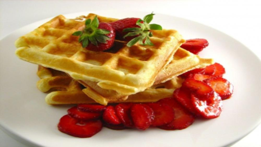 The Quest for the best waffles in town !!