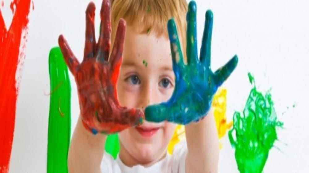 8 lovely ways to use Kid's artwork