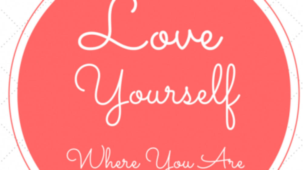 Fall in love with yourself Mommy!