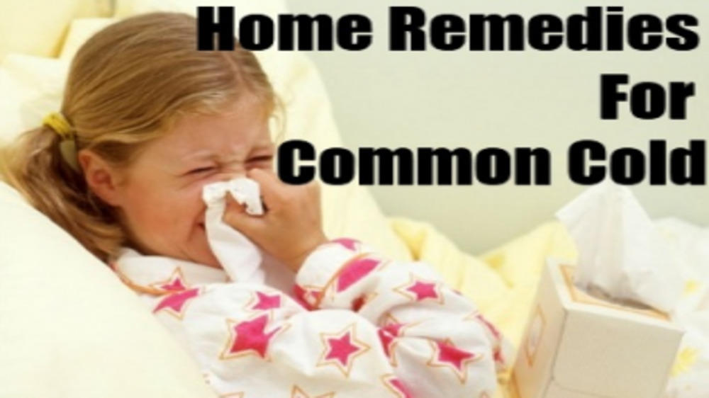 3 most effective remedies to cure cough and cold