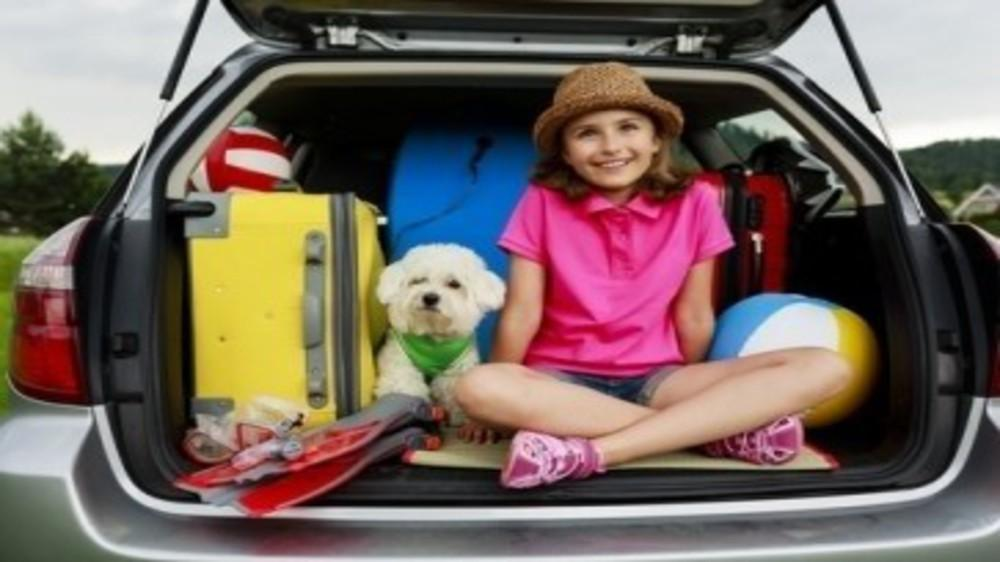 Top tips for a great summer trip with children