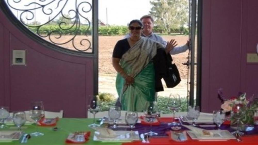 The Sari and I