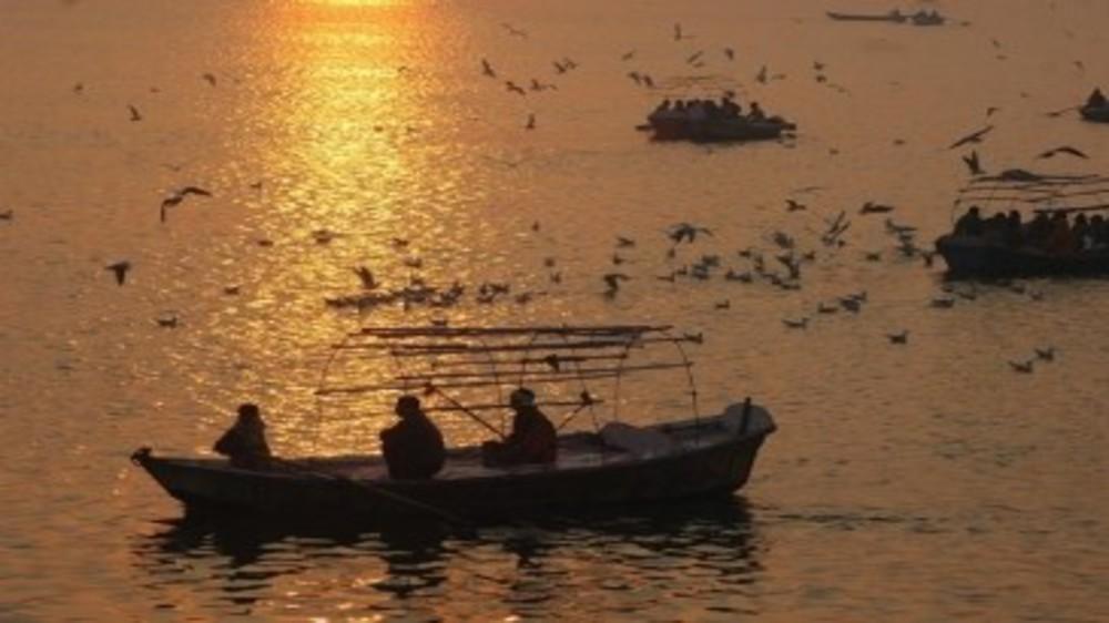 Ganga Dushehra - the day river Ganga come on Earth.