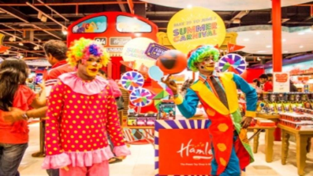 Let the 'Summer Holidays End' Fun Begin at Hamleys!