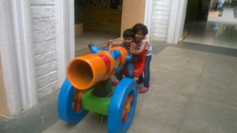 A day outing @ Innovative Film city