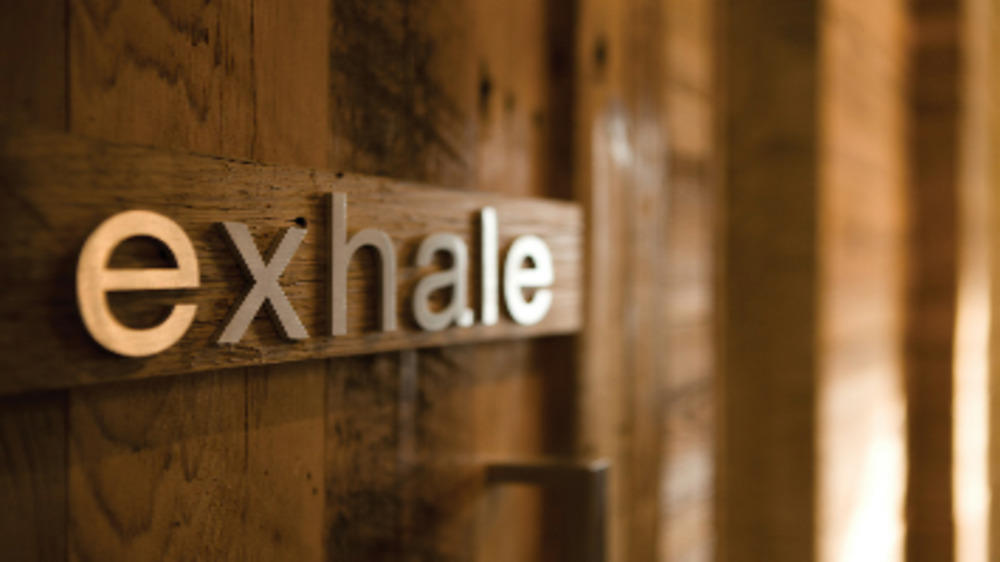 EXHALE--A fine way to empowering your inner self.