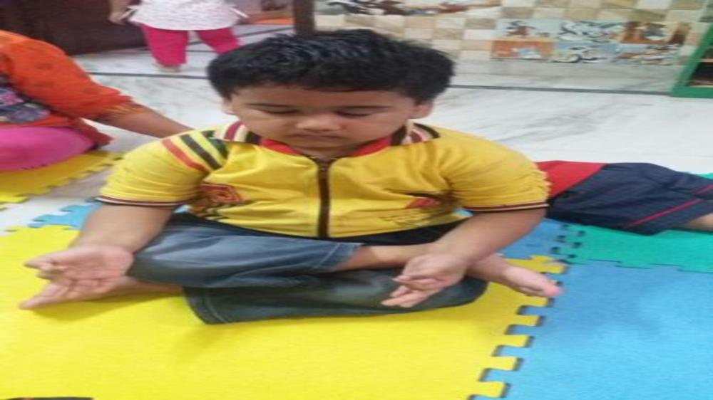 IS YOUR CHILD SUFFERING FROM ADHD? TRY SUPERBRAIN YOGA