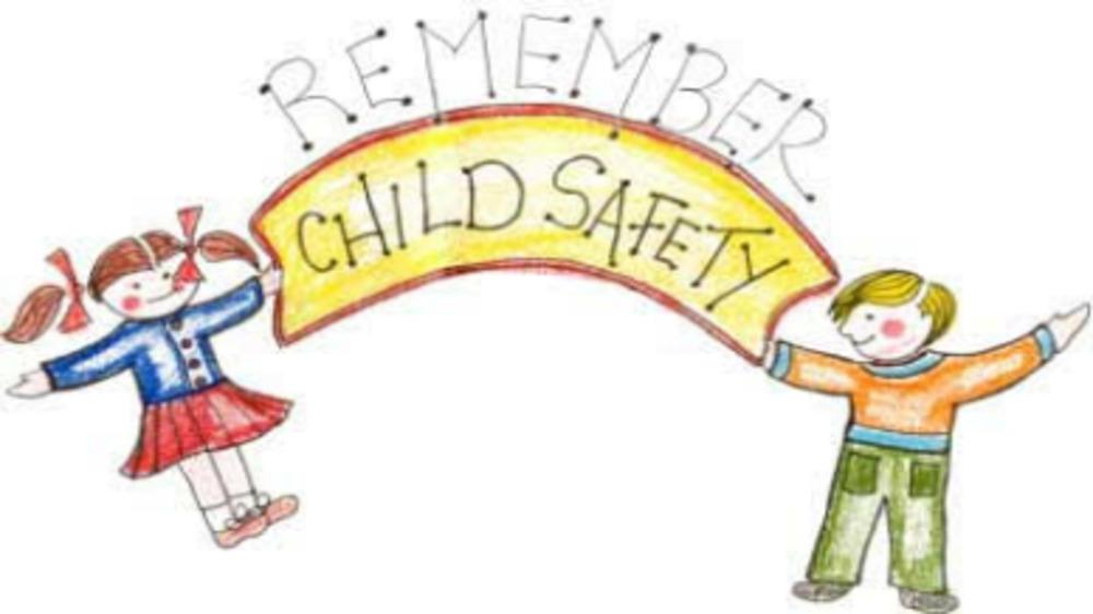 10 little steps to keep children safe