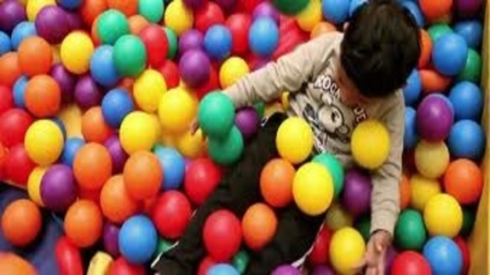 A Round up of Pune's Soft Play Areas for Tiny Tots and Toddlers