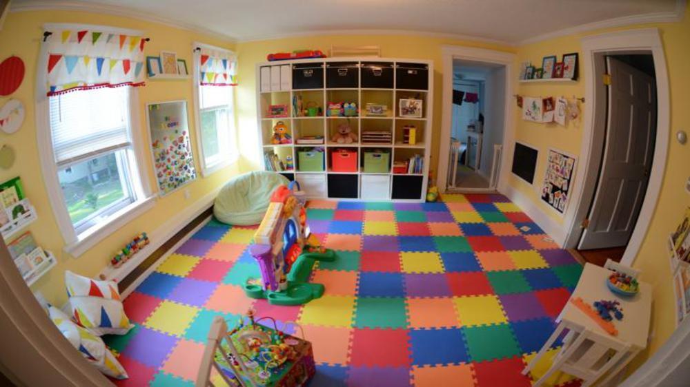 Idea's to decorate kids room!!!