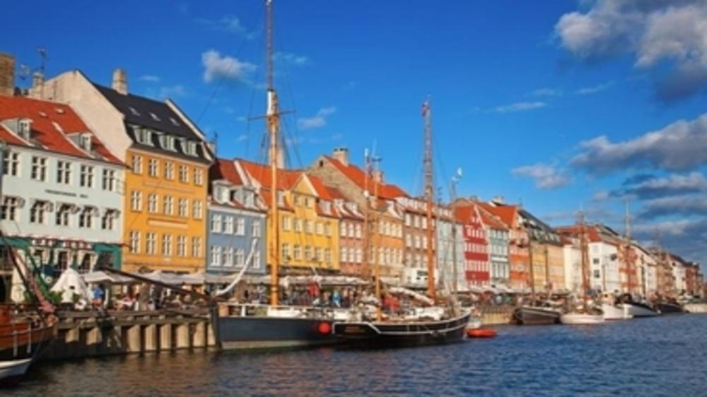 July Postcard- Travel to Copenhagen with kids