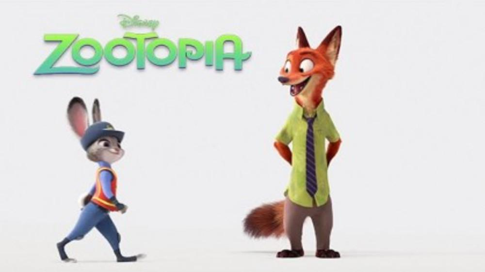 Disney's Zootopia! Bring on the strong women