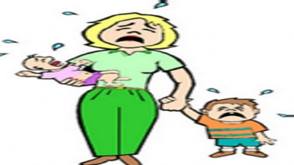Confessions of a remorseful mother!