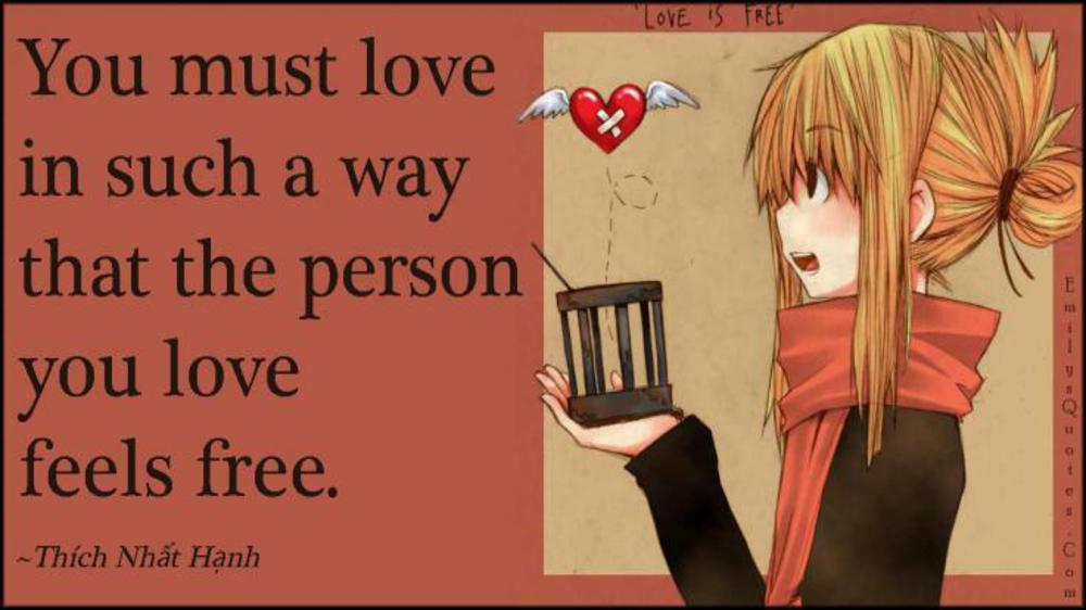Love and Freedom!!