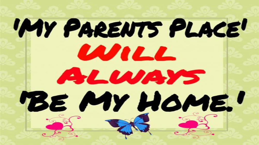 And, it will always be my home !!!