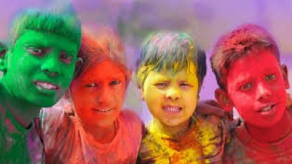 Let's Learn From Holi